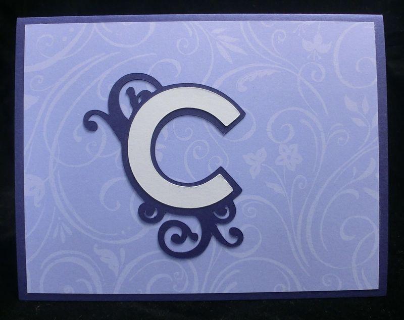 Monogram cards (1)